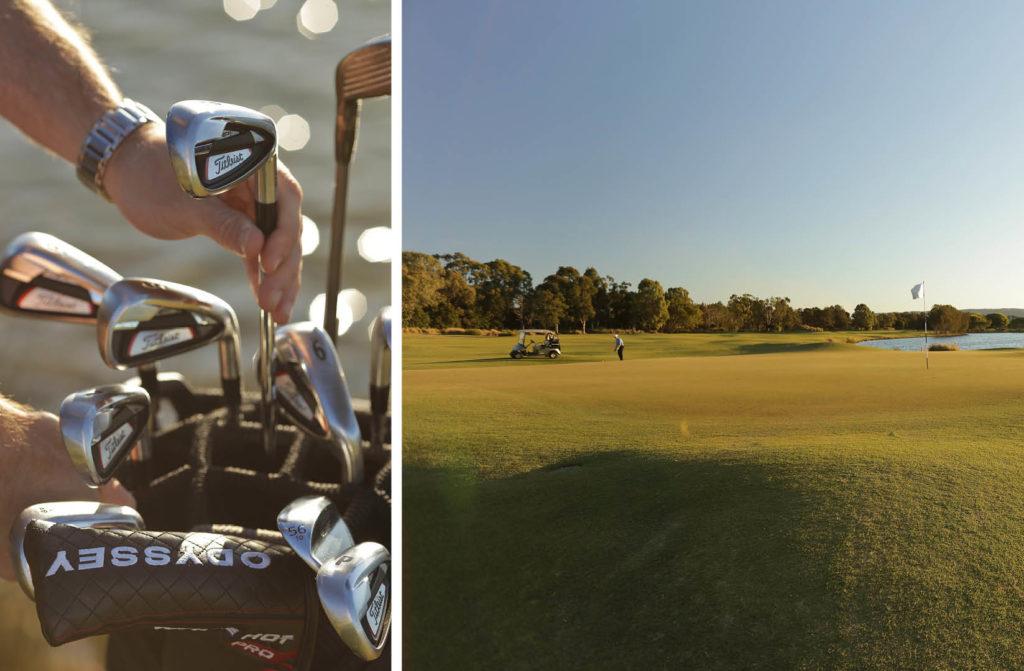 Links Hope Island Golf Course Australia