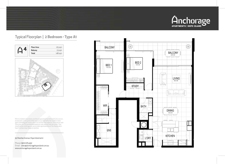 Floor-plan-the-harbour-residences-hope-island