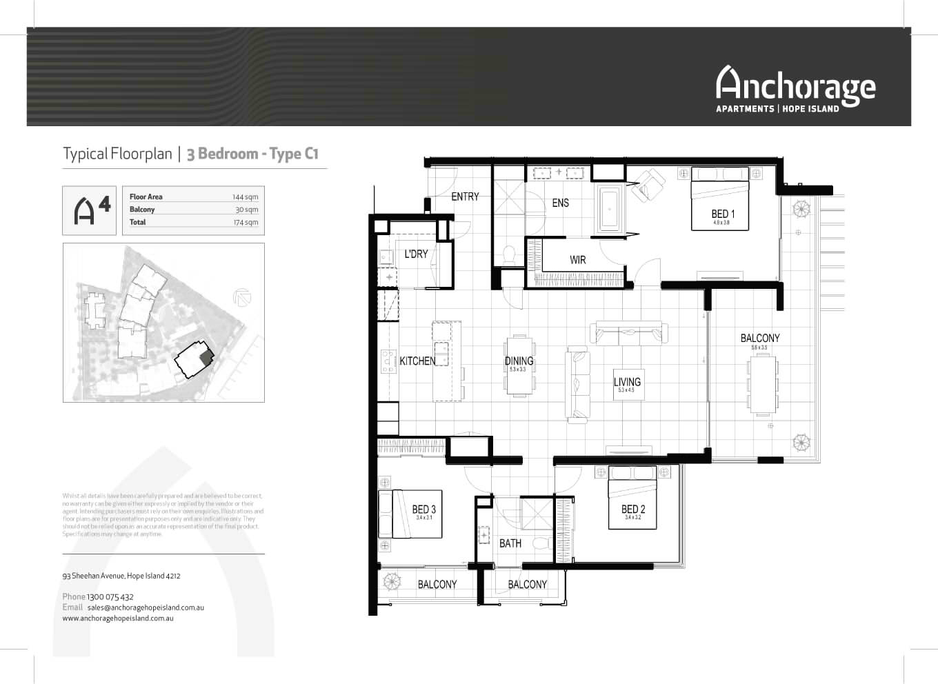 SNEAK PEAK FLOOR PLAN OF THE HARBOUR RESIDENCES