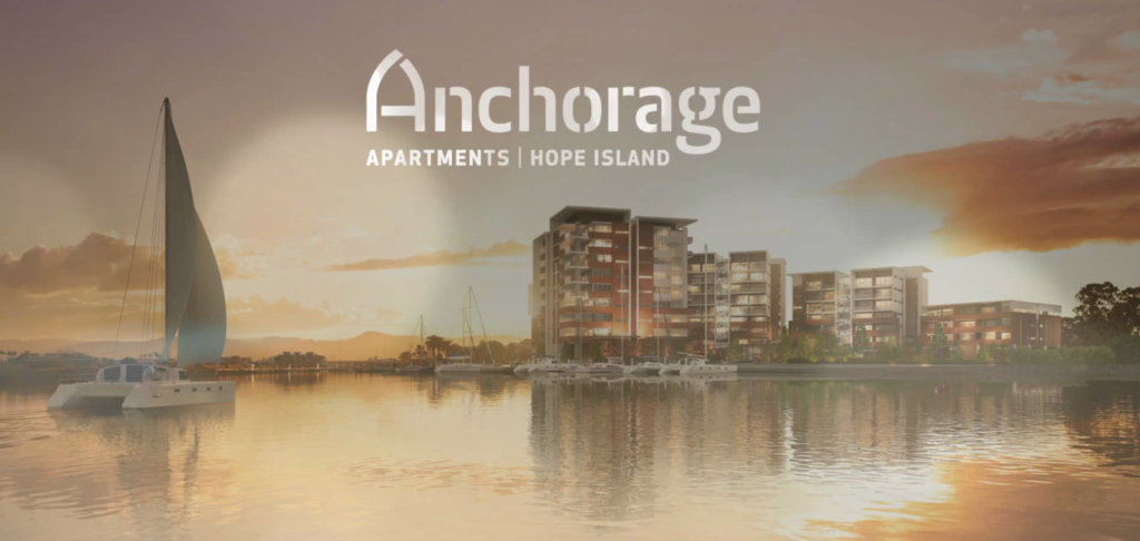 Anchorage Apartments Hope Island, Gold Coast