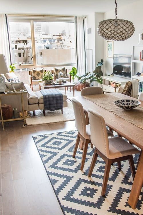 Make Your Apartment look and feel bigger