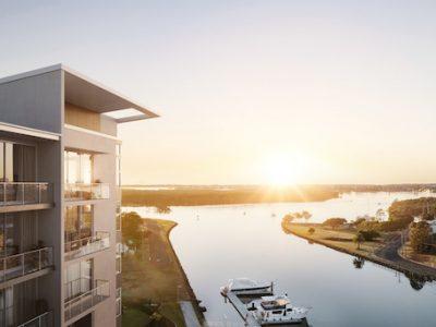 Health benefits of seaside living