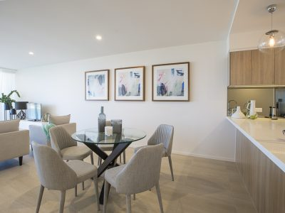 Dining room inspiration for small apartment