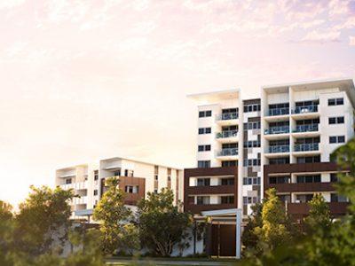 Anchorage Apartments September 2018 Development Update