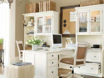 Perfect Home Office Neutral Colour Palette